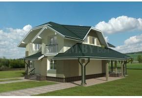 Проект дома 104
