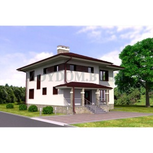 Проект дома 107
