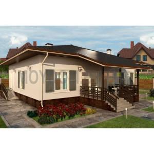 Проект дома 117-B
