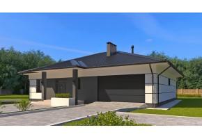 Проект дома 117