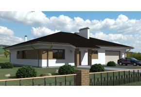 Проект дома 117-С