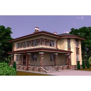 Проект дома 118