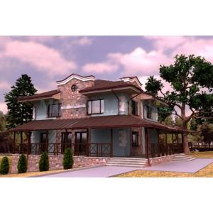 Проект дома 123