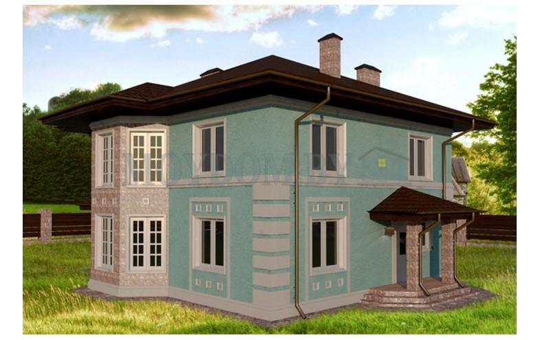 Проект дома 133-B