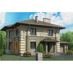 Проект дома 133-A