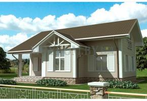 Проект дома 166