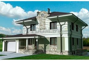 Проект дома 169