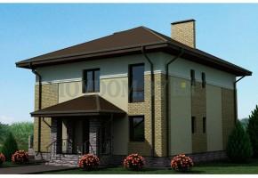 Проект дома 199