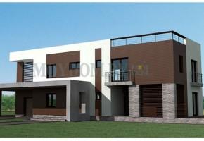 Проект дома 216