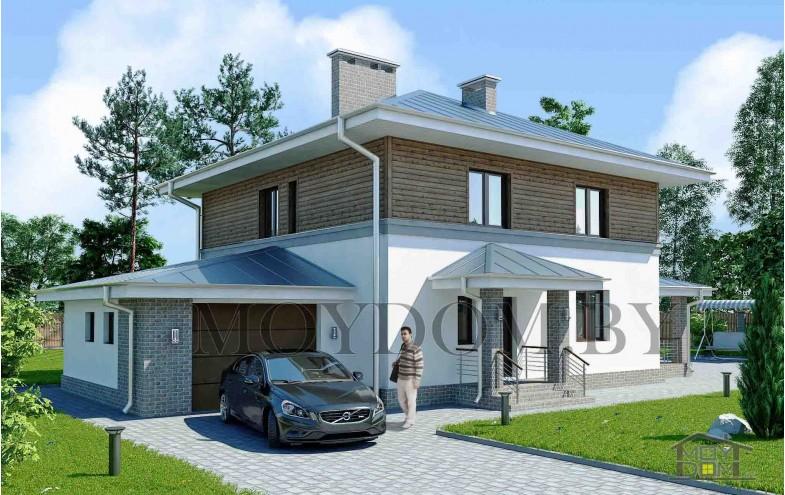 Проект дома 240
