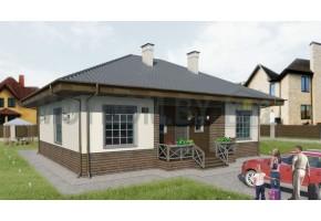 Проект дома 243-B