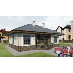 Проект дома 243