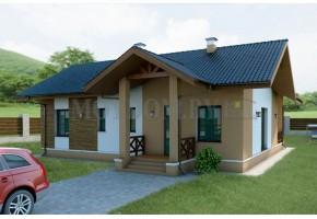 Проект дома 256