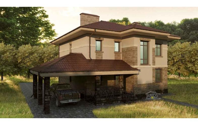 Проект дома 259-A1