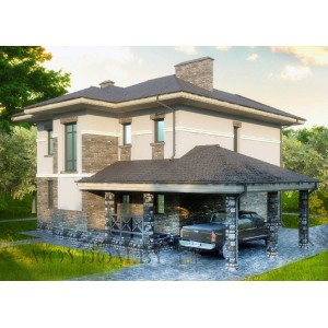Проект дома 259