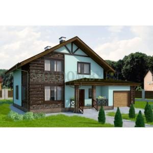 Проект дома 268-B