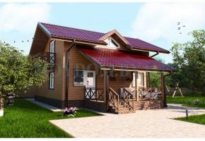 Проект дома 284