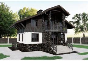 Проект дома 299