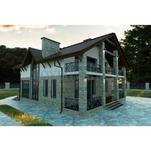 Проект дома 306