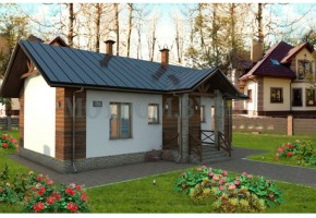 Проект дома 315
