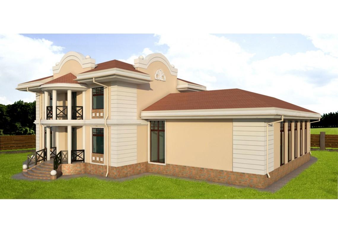 Дома из газобетона под ключ проекты и цены СПБ фото