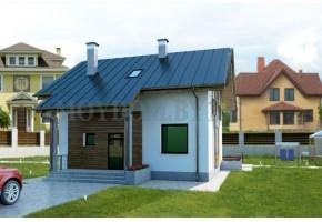 Проект дома 376