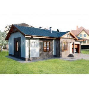 Проект дома 384