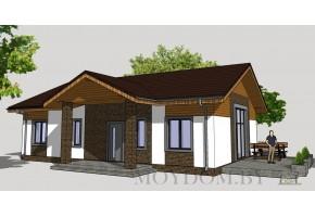 Проект дома 395-D