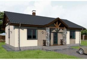 Проект дома 395