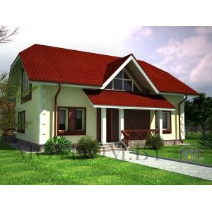 Проект дома 42