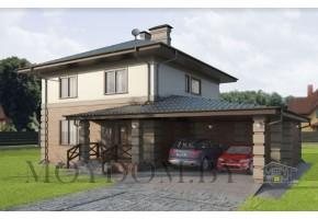 Проект дома 423-A1