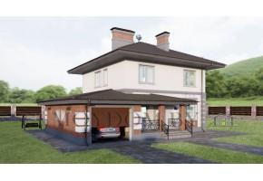 Проект дома 423-B1