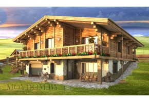 Проект дома 450