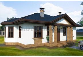 Проект дома 461