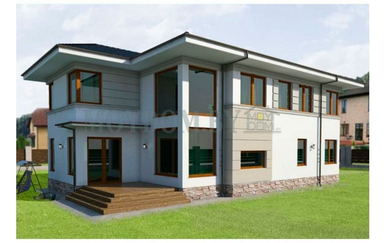Проект дома 476