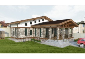 Проект дома 477