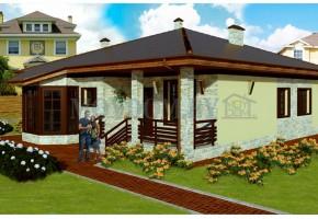 Проект дома 48