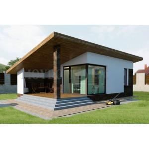 Проект дома-бани 499