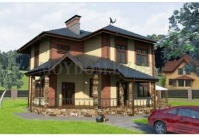 Проект дома 52