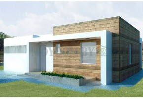 Проект дома 563