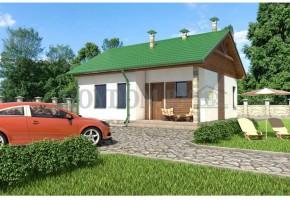 Проект дома 571