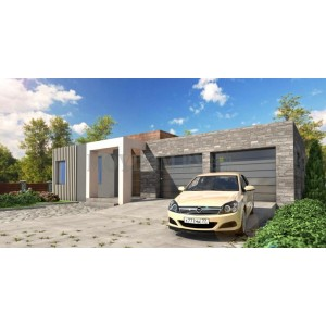 Проект дома 572