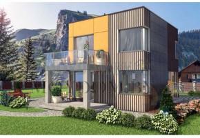 Проект дома 603