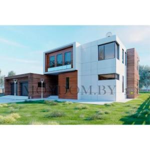 Проект дома 623