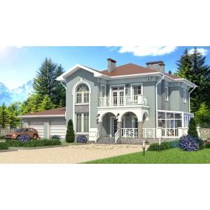 Проект дома 626