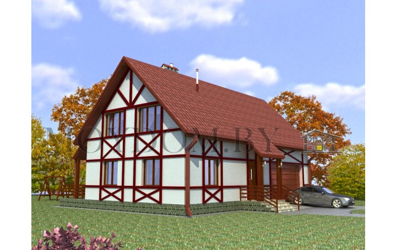 Проект дома 63