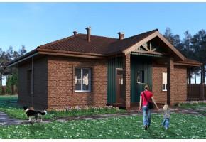 Проект дома 653