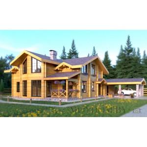 Проект дома 676