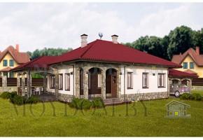 Проект дома 68-А