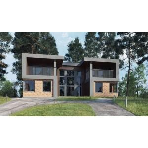 Проект дома 692